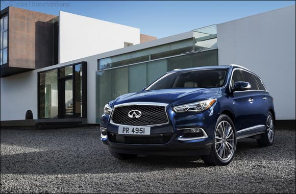 INFINITI QX60 features a host of upgrades for a premium motoring experience