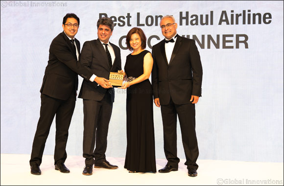 Cathay Pacific achieves top travel accolade in the Middle East
