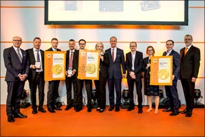 LogiMAT: Swisslog's Condition Monitoring Awarded �Best Product 2017'
