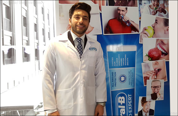 Dental Expert Dr. Shadi Alshaikh Reveals Why Oral-B is His Oral Care Brand of Choice