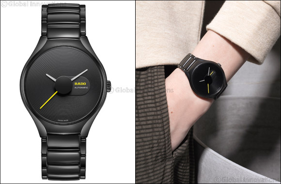The Rado True Stratu - Exclusive new timepiece co-developed with Austrian designer Rainer Mutsch