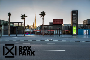 Boxpark Becomes Home to Urban Art
