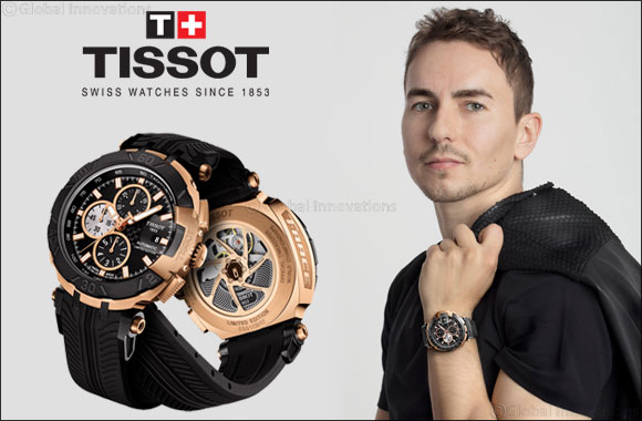 It's time for to reach the first step of the podium! Tissot T-Race MotoGPTM Automatic Limited Edition 2017