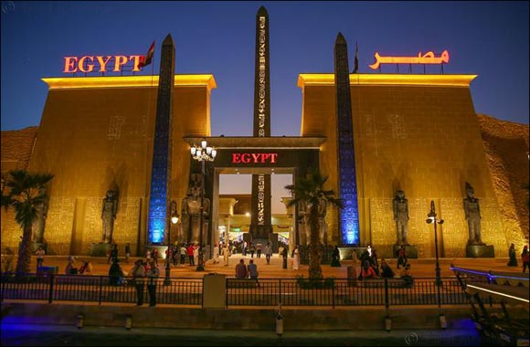 A Journey Through The Centuries Awaits at Global Village's Egypt Pavilion