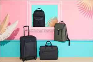 TUMI Introduces the Spring 2017 Men's Collection