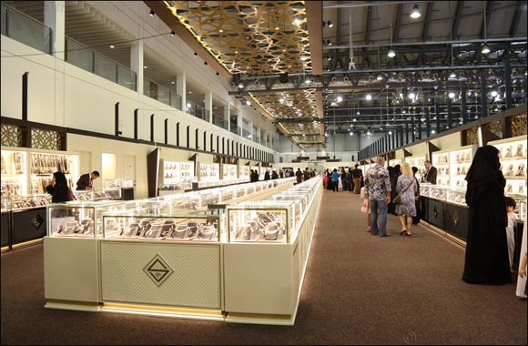 "Saif Al Midfa: ""Watches & Jewellery Show"" Top of its kind in the region"