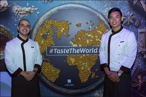 Etihad Airways plays host to The World's 50 Best Chefs in Australia