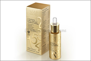 Introducing Labo Transdermic's Powerful one of a kind 5 Actions Ultra Serum