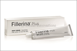 Give your skin the best beauty sleep it's ever had with Fillerina Plus Night Cream