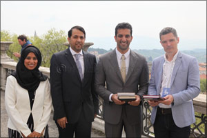 Sheikh Sultan bin Ahmed Al Qasimi Leads Sharjah Delegation to World Journalism Fest in Perugia, Ital ...