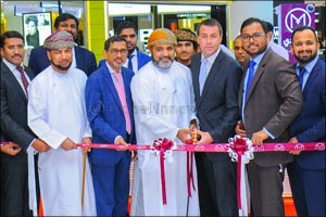 Malabar Gold & Diamonds' opened 2 outlets in Oman on the same day