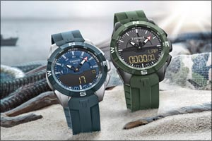Tissot T-Touch Expert Solar II It's time for an adventure