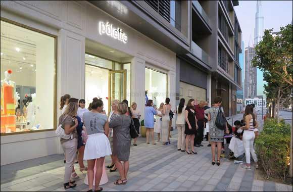 Pôlette Concept Store celebrates official launch in City Walk Dubai