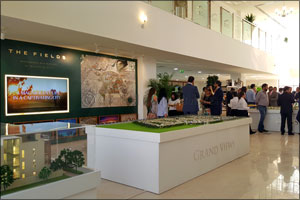 G & Co and Fortune 5 launch The Fields Sales Centre