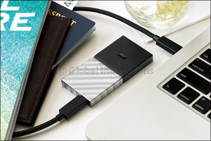 Western Digital unveils its first WD� Portable SSD