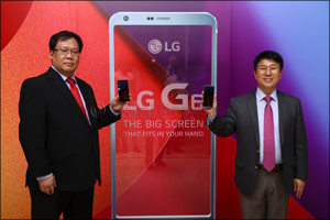 LG G6 launches in the UAE