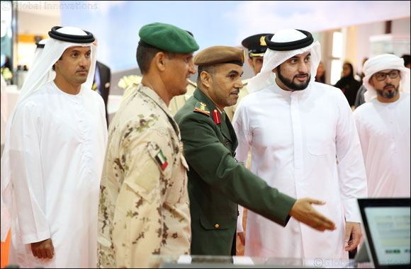 His Highness Sheikh Ahmed bin Mohammed bin Rashid Al Maktoum opens Careers UAE 2017