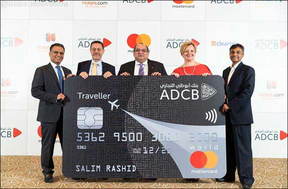 ADCB launches Travel Credit Card to offer unprecedented savings to the globetrotters and the adventurers