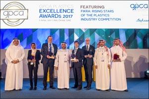 GPCA Announces Winners of Plastics Excellence Awards