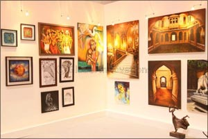 Third Season of World Art Dubai opens with impressive collection of local and international artwork