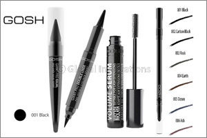 New Eye Makeup Collection from GOSH