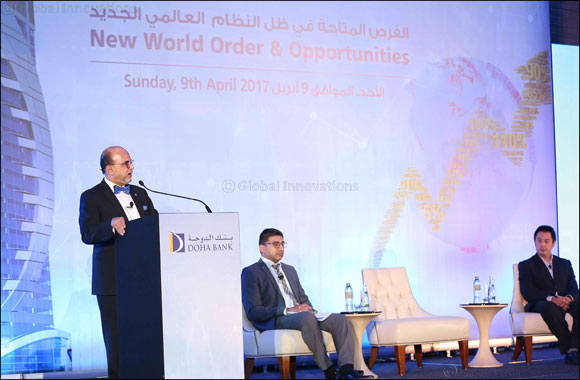 Changing dynamics make financial markets more volatile, says Doha Bank Group CEO