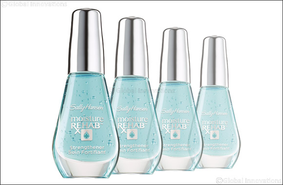 Wake Up to Healthier, Hydrated Nails: Sally Hansen Launches Moisture Rehab™ Overnight Nail Serum