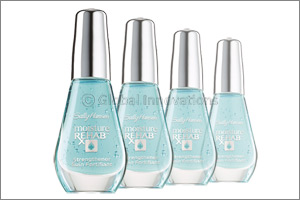 Wake Up to Healthier, Hydrated Nails: Sally Hansen Launches Moisture Rehab� Overnight Nail Serum