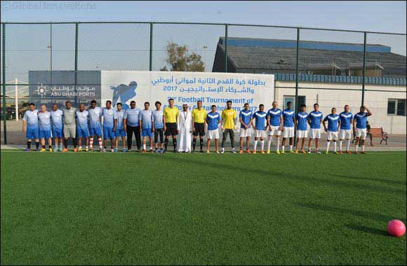 Abu Dhabi Ports Annual Football Challenge Kicked off