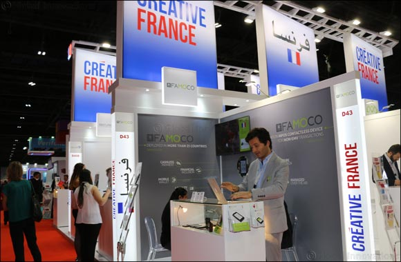 French companies will introduce their latest offer on the French Pavilion at Seamless Middle East, 1-2 May 2017
