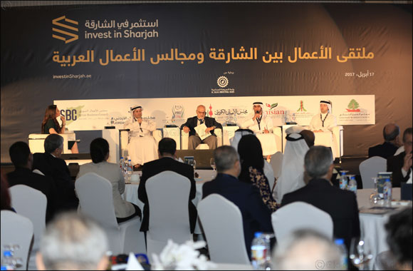 Senior Regional Emissaries Map Out pan-Arab Business Strategy