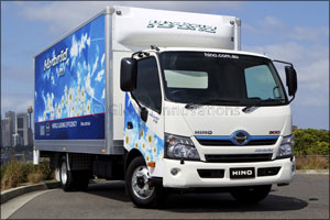 Al-Futtaim Motors launches the UAE's first hybrid truck