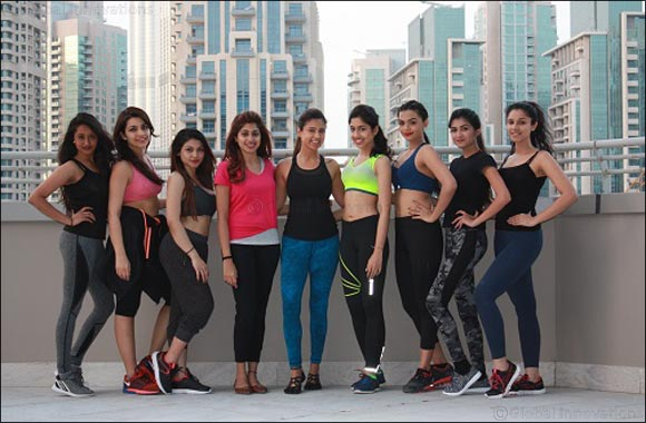 Get the pageant body with A-Tone Fitness Lounge, official fitness partner to the Miss India UAE pageant