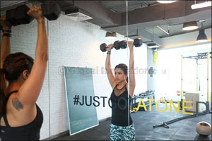 Get the pageant body with A-Tone Fitness Lounge, official fitness partner to the Miss India UAE page ...