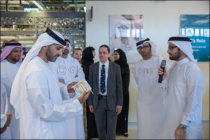Yahsat Space Laboratory Launched at Masdar Institute
