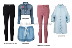 Denim Days with GUESS and F&F