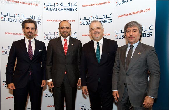 Dubai Chamber opens eighth representative office in Brazil