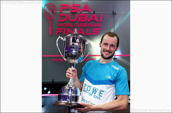 Incredible Line Up Heading to Dubai for PSA Dubai World Series Finals
