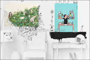 IKEA Introduces Limited Edition �Art Event 2017' Contemporary Drawing Collection