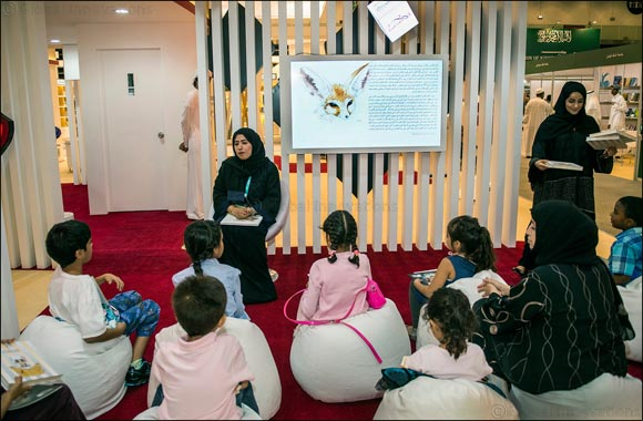 Hamdan Bin Mohammed Heritage Center participates in Abu Dhabi International Book Fair 2017 for fourth year