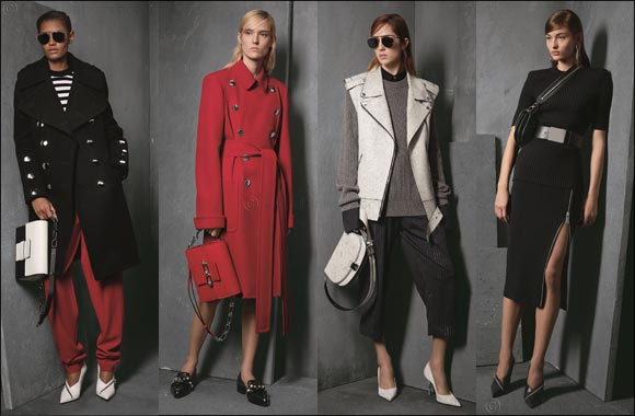 Michael Kors Collection Transeason 2017