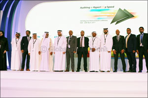 Sheikh Nahayan Mabarak Al Nahayan Inaugurates 18th Annual Regional Audit Conference
