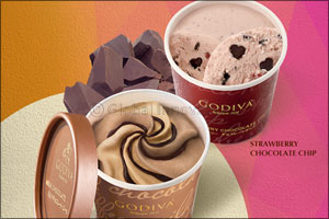 Godiva Ice Cream