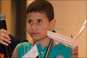 Abdullah Ammar Crowned Winner of Arab Reading Challenge in Egypt