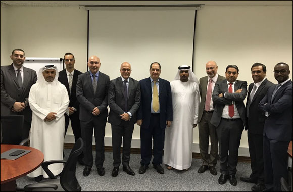 UBF Hosts Meeting with SWIFT's Regional Chief Executive to Discuss Key Payments and Cybersecurity Issues Facing the UAE