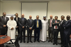UBF Hosts Meeting with SWIFT's Regional Chief Executive to Discuss Key Payments and Cybersecurity Is ...