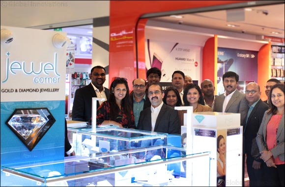 Jewel Corner Opens Kiosk In The Heart of Sharjah, At Mega Mall