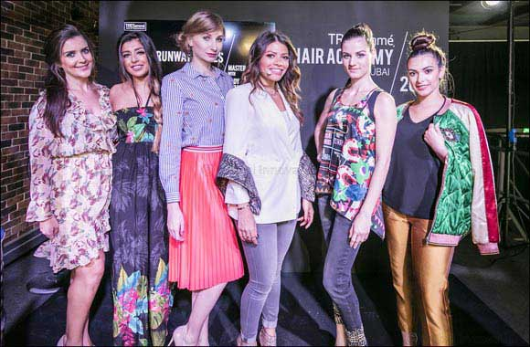 TRESemme Hair Academy Launches in Arabia with Georges Mendelek and Alanoud Badr