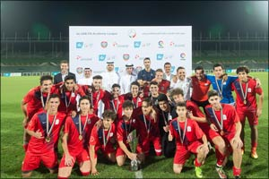 Du LaLiga HPC Crowned as First Champions of the UAE FA Academy League