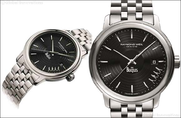 Raymond Weil Salutes the Beatles with Abbey Road Maestro